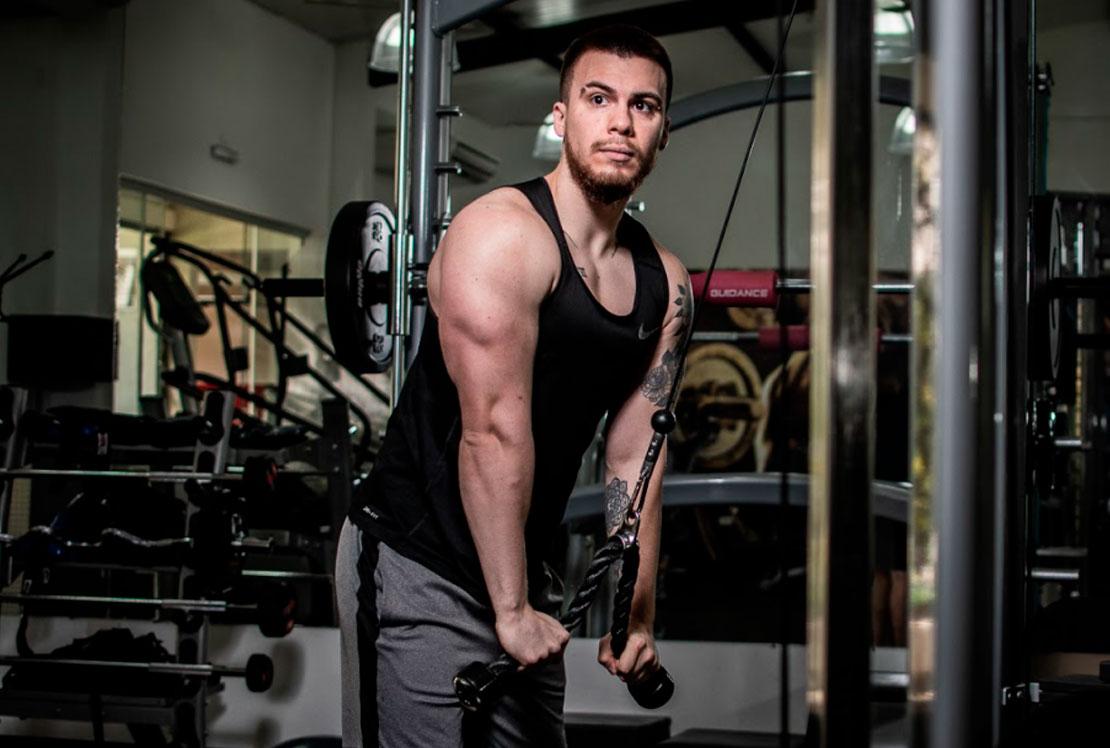 Saga Gym - Martin Ramírez