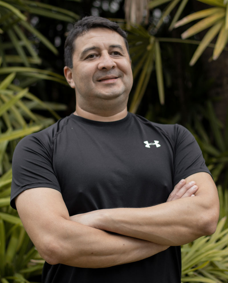 Rodrigo Vega