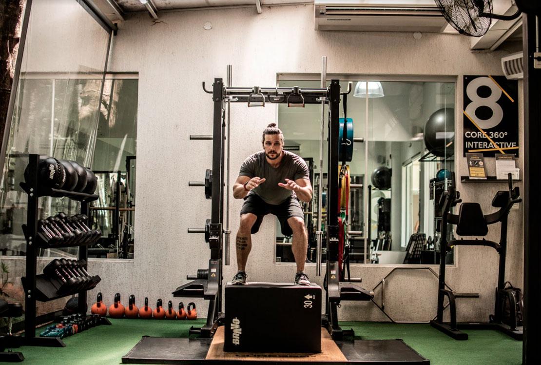 Saga Gym - José Paredes